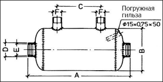 093953 гильза для теплообменника теплообменник парогенератор для каменки