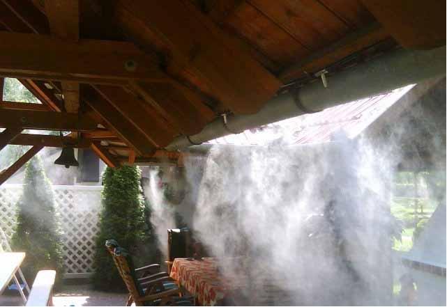 Как сделать систему туманообразования своими руками